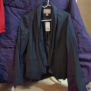 Career Jacket Charcoal - Small